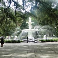Savannah: une des plus jolies villes aux USA