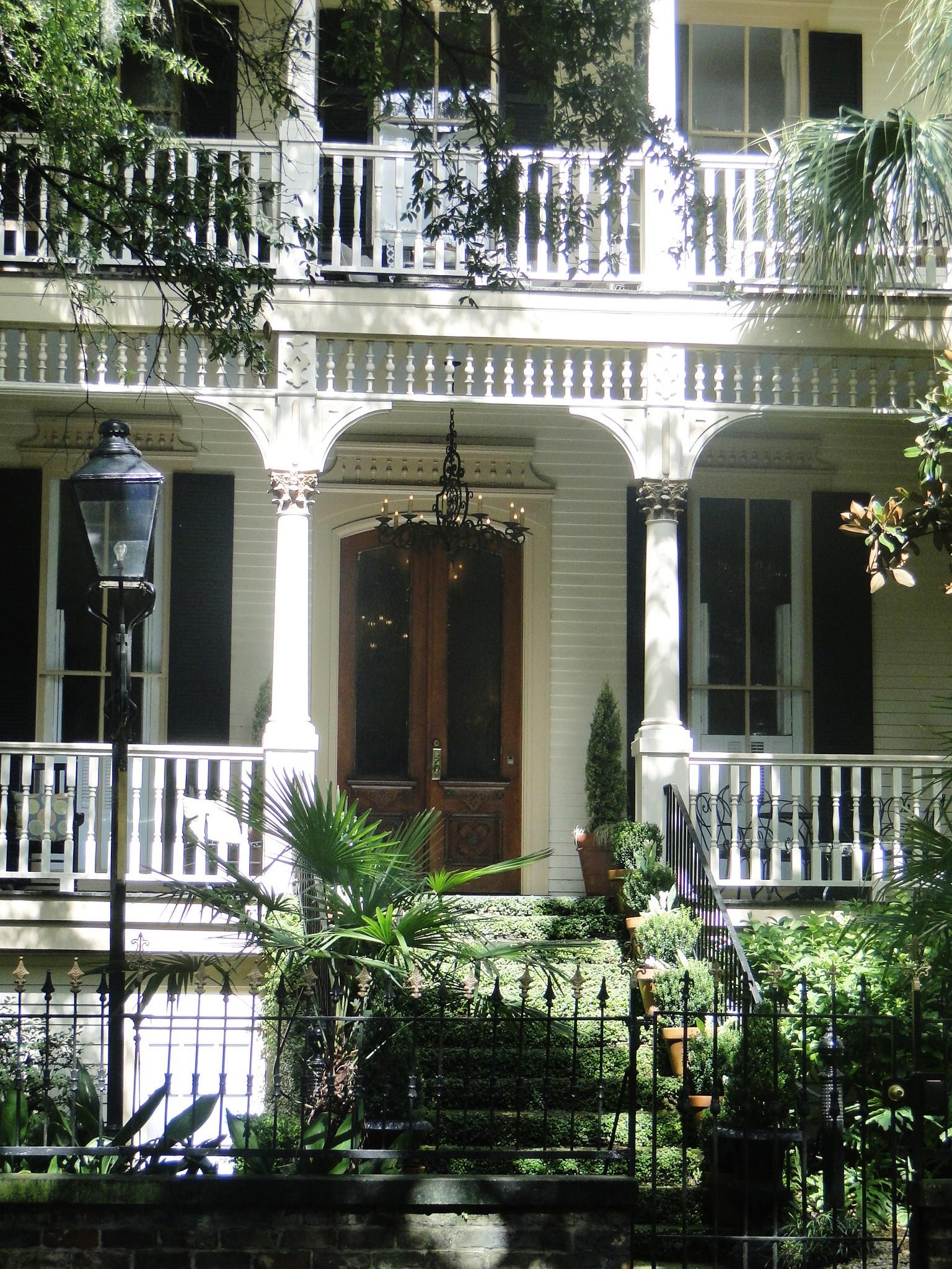 Bien connu Savannah: une des plus jolies villes aux USA | ValiseFraise XJ03