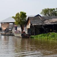 Coup de coeur au Cambodge: un village sur l'eau