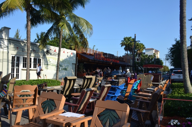 chaises downtown delray