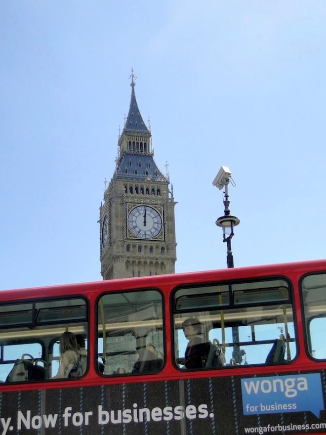 bus londonien