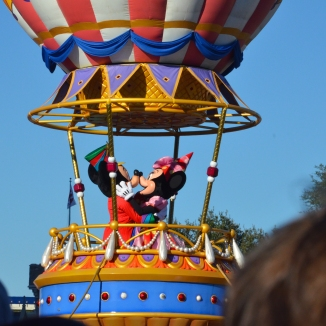 bisous mickey