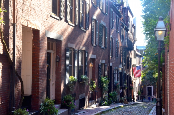 18.Beacon Hill Boston