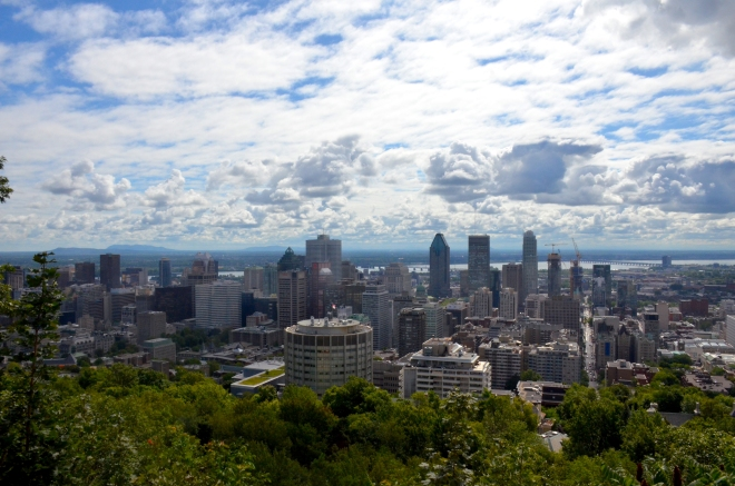 1.Montreal Mont Royal