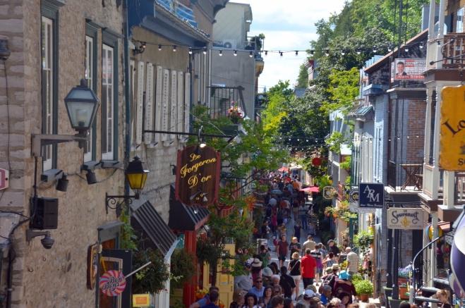 10.Vieux Quebec