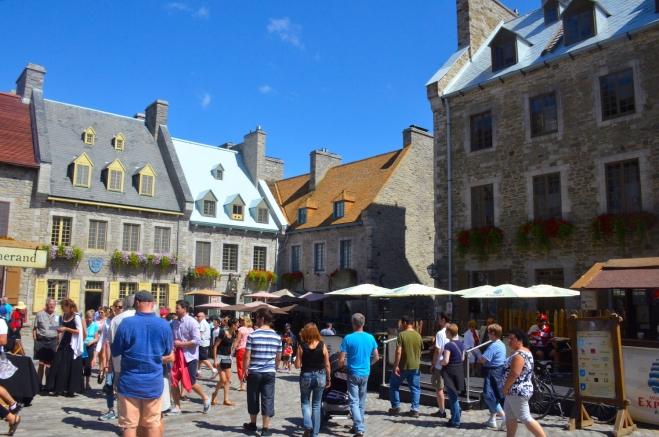 13.Vieux Quebec