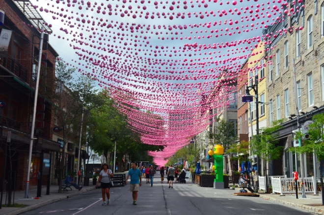 2.Montreal Quartier Gay