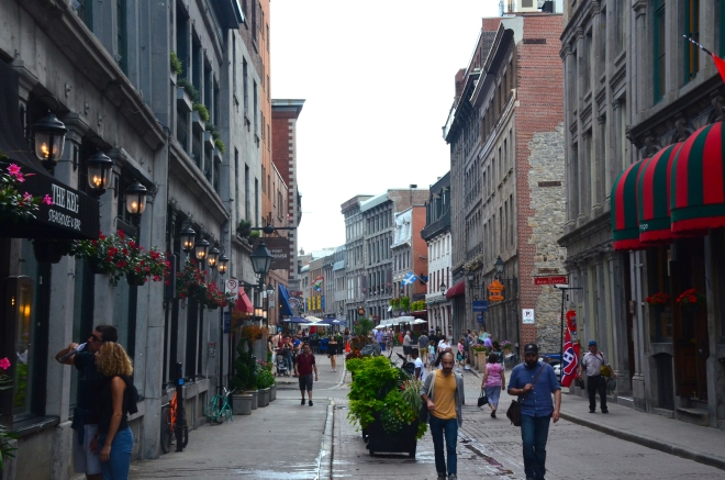 3.Vieux Montreal